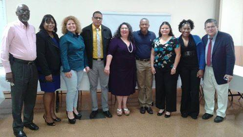 Community Relations meeting (March 2015)