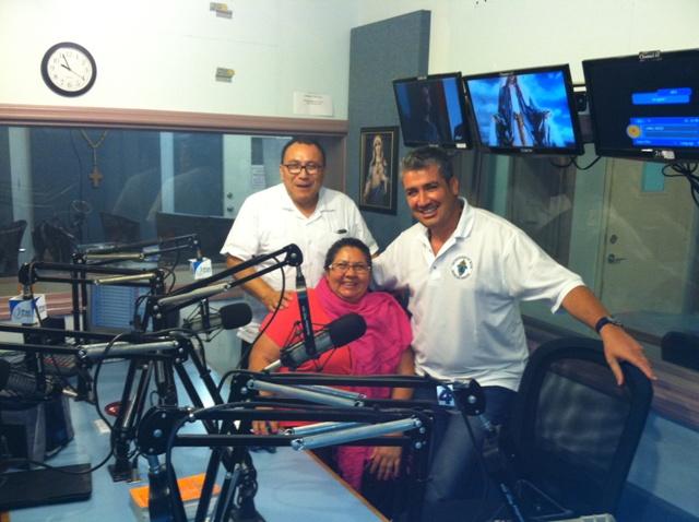 Guest at Radio Paz 830 AM