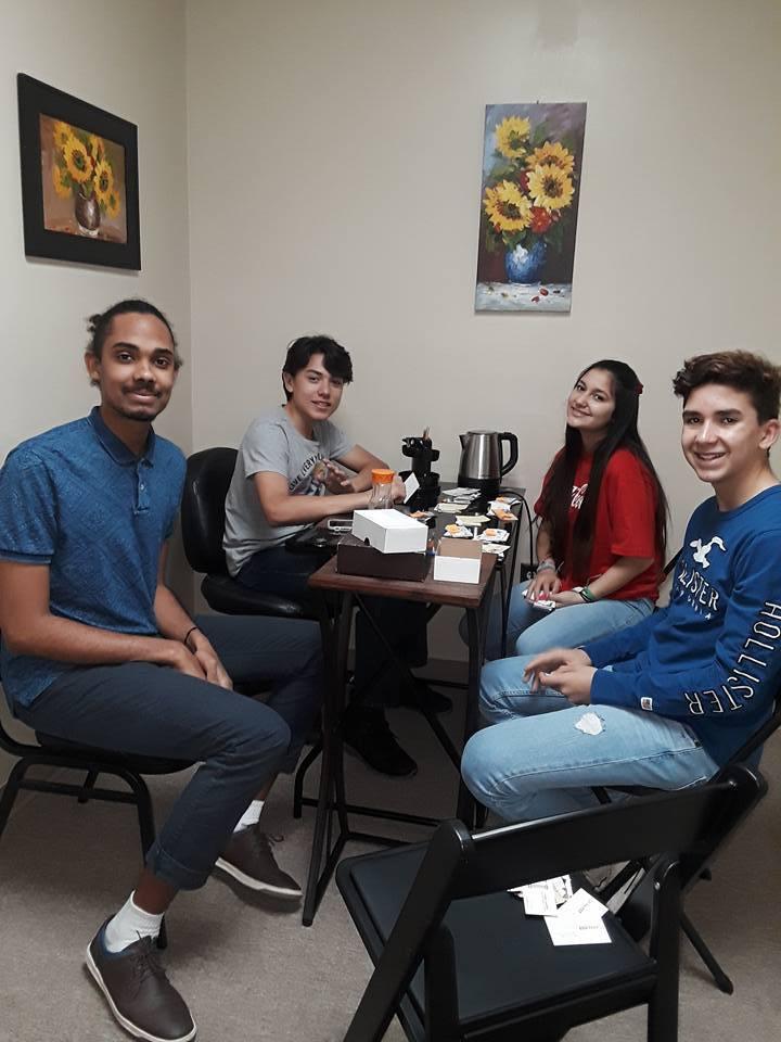 Youth Volunteers 2019