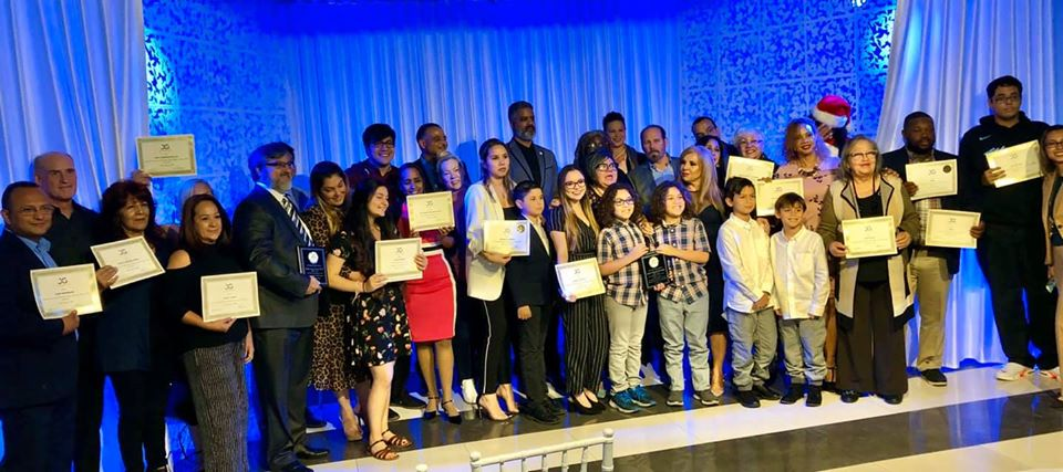 2019 Y.G. Institute Second Award Ceremony